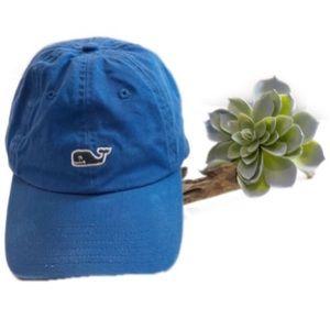 Vineyard Vines Blue Baseball Hat
